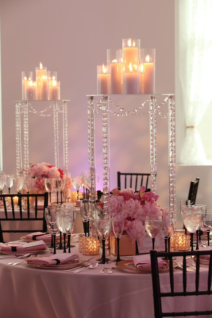 25 Cute Crystal Centerpieces Ideas On Pinterest