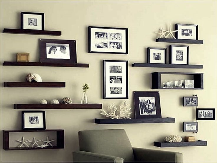 5 SIMPLE WAYS TO SPRUCE UP A MODEST EDMONTON HOME  3. UTILIZE THE WALLS