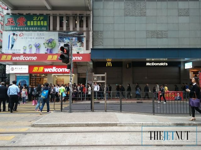 THEJETNUT: TRAVELOGUE: Hong Kong - Day 2 | Masjid Ammar & Osman Ramju Sadick Islamic Centre