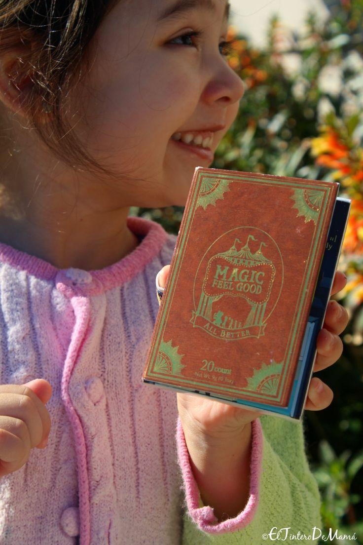 Magic Feel Good, medicina con efecto placebo para niños y #sorteo #ontheblog #placeboeffect #Ad