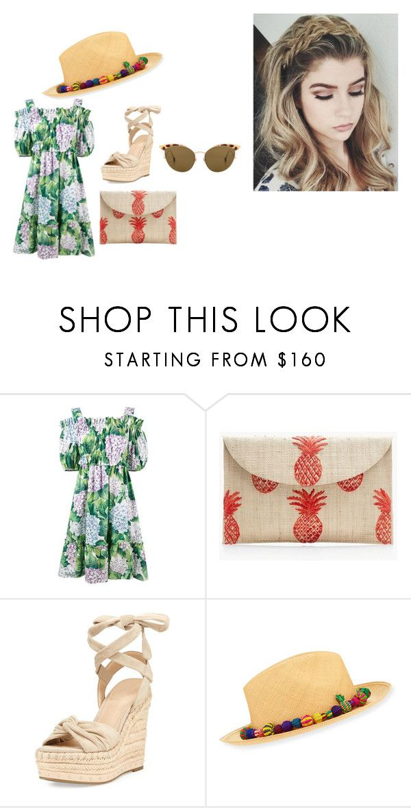"""""""Untitled #133"""" by mandalinaqitrydewi on Polyvore featuring Dolce&Gabbana, J.Crew, Kendall + Kylie, Valdez and Ahlem"""