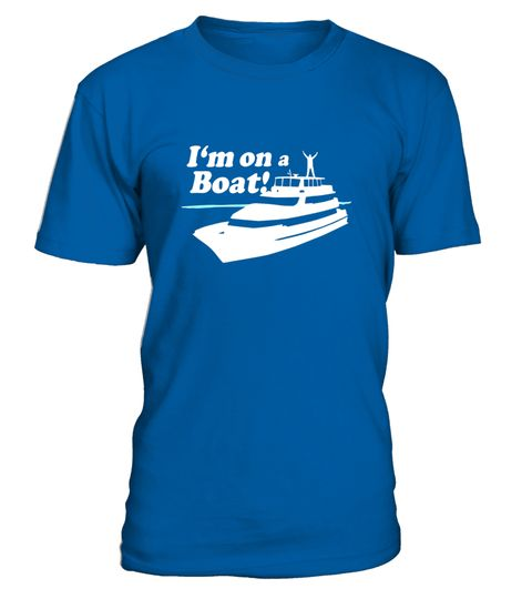 "# I'm On A Boat Saying Boating Yacht Humor T-Shirt (Dark) .  Special Offer, not available in shops      Comes in a variety of styles and colours      Buy yours now before it is too late!      Secured payment via Visa / Mastercard / Amex / PayPal      How to place an order            Choose the model from the drop-down menu      Click on ""Buy it now""      Choose the size and the quantity      Add your delivery address and bank details      And that's it!      Tags: The perfect t-shirt for…"