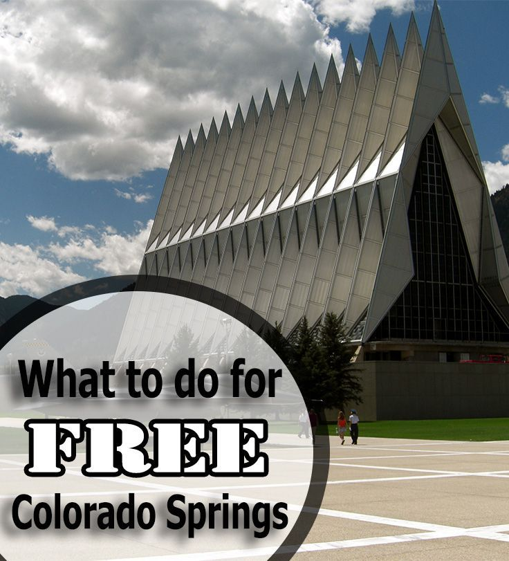 10 FREE Things to Do in Colorado Springs with Kids