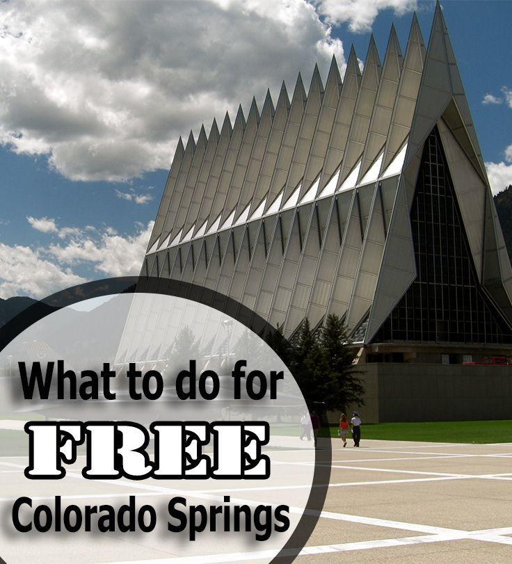 Colorado Springs Or Denver Where Should You Live: Best 25+ Colorado Springs Ideas On Pinterest