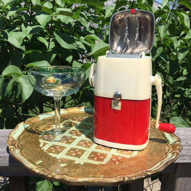 Vintage Vogue Model Rival IceOMat Ice Crusher Grinder 3