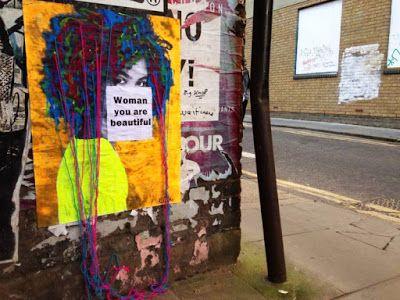 """Victoria Villasana da IL RAMO D'ORO """"Street Art"""" https://ilramodoro-katyasanna.blogspot.it/2013/11/street-art.html"""