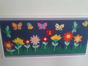 Ήρθε Η Άνοιξη!  Αυτήν την εβδομάδα μιλήσαμε για την Άνοιξη.Φτιάξαμε υπέροχα λουλούδια και έντομα της Άνοιξης! Παίξαμε υπέροχα παιχνίδια που εξασκούν την φαντασία,την σωματική μας διάπλαση και ενεργοποιούν την ομάδα!Μάθαμε Αγγλικές λέξεις σχετικές με την Άνοιξη,όπως flower,spring,sun!