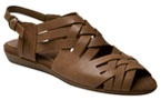 old lady sandals