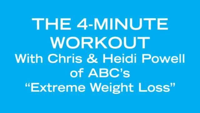 heidi powell weight loss program