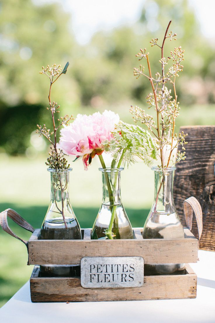 #posies  Photography: Marianne Wilson Photography - mariannewilson.net  Read More: http://www.stylemepretty.com/2012/07/25/american-idol-lee-dewyze-marries-jonna-walsh-video-by-stereo-waltz-films/