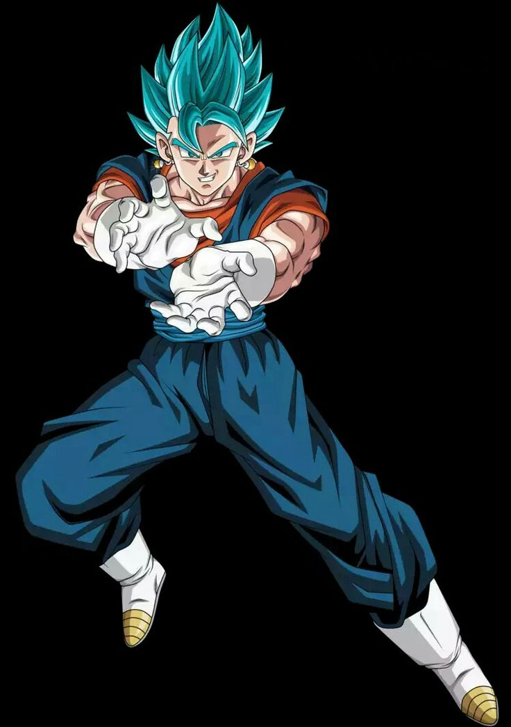 VEGETTO SUPER SAYAJIN BLUE | DRAGON BALL SUPER