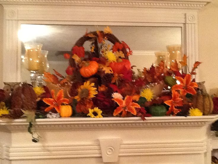 Decorating Ideas > 35 Best Images About Fanciful Fall ParlorThanksgiving On  ~ 075812_Thanksgiving Village Decorations