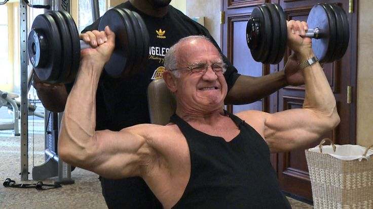 Dr Jeffry Life, a Las Vegas based age management doctor, is 74 years old. He has the body of a man half his age.