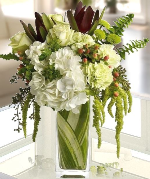 """ELEGANT NATURE'S HARMONY"""" ARRANGEMENT. @Carither's Flowers offers same-day #flower delivery, unique flower arrangements, custom #bouquets and more across Atlanta GA and the USA."""