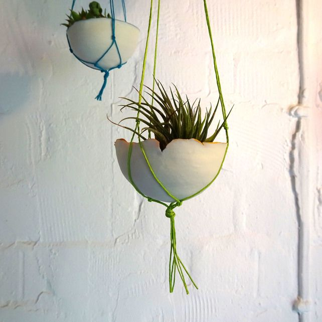 Hanging pot, Hanging planter £15.00