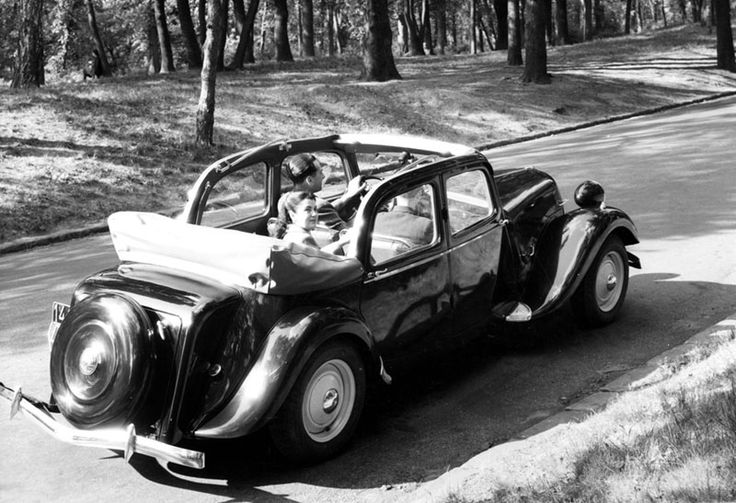 Citroën celebrates 80 years of the Traction Avant Page 5