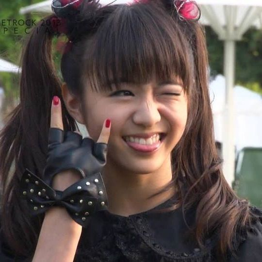 Moa Metal from Babymetal
