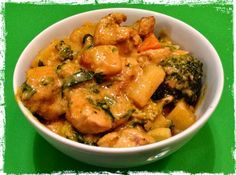 Sachen die glücklich machen: Gelbes Thai Curry