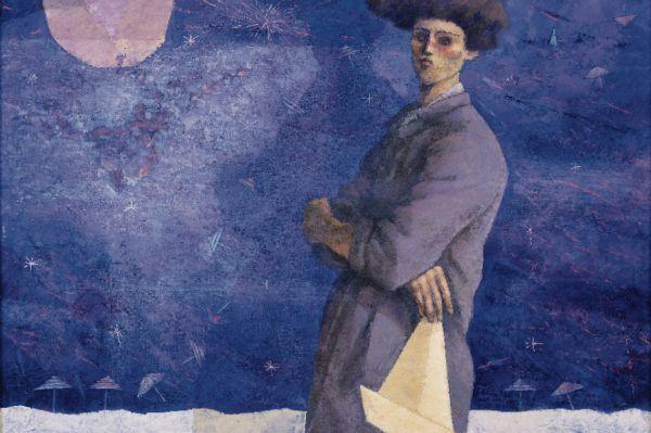 """Giampaolo Talani, """"Notte del marinaio"""", 1997"""