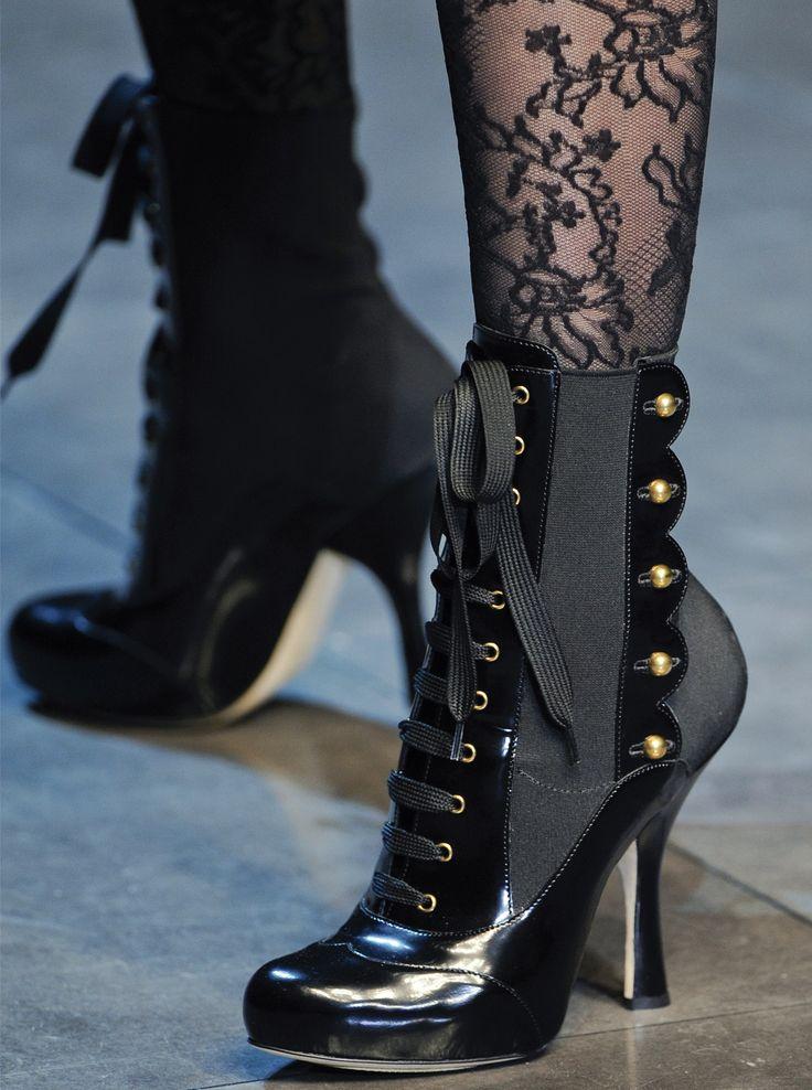 hautekills: Dolce and Gabbana f/w 2012
