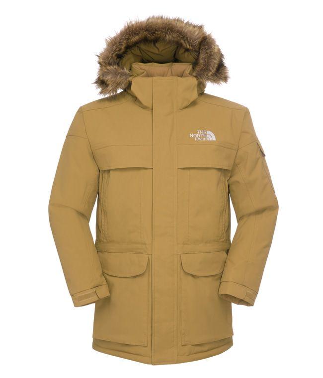 MAC MURDO 13 M PARKA - Homme - Vestes, parkas et manteaux « Grand froid » - Vêtement et sous-vêtement - Équipement de la personne (vêtements...