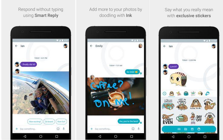 Google Alloquiereplantarle cara a Fb. ¿El WhatsApp del futuro? Se trata de una aplicación de correo móvil que tieneun valor añadido: un asistente virtual que deja a los usuarios buscar información en internet al mismo tiempo que se mantiene la charla.La compañía ha aprovechado muchas de las herramientas de viejos descalabros para incorporarlas en sus …