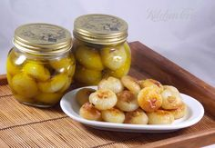 Cipolline arrostite sott'olio   Kitchen Cri