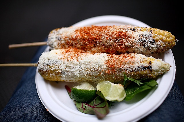 Cafe Habana New York Corn Recipe
