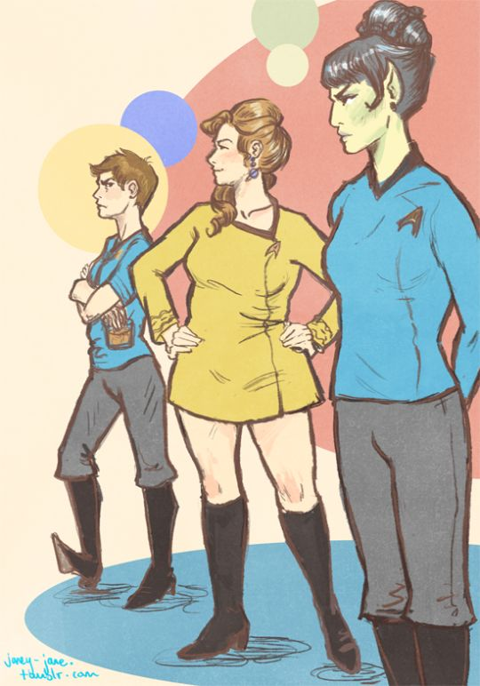 VARIOUS & SUNDRY, star trek