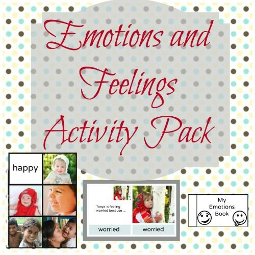 EMOTIONS AND FEELINGS 3 PART CARDS MONTESSORI INSPIRED PRINTABLE #printables #montessori #montessorinatureblog