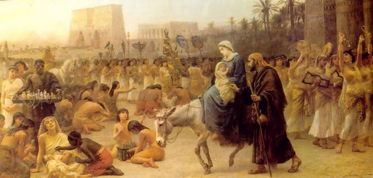 JESUS: THE REFUGEE AT CHRISTMAS