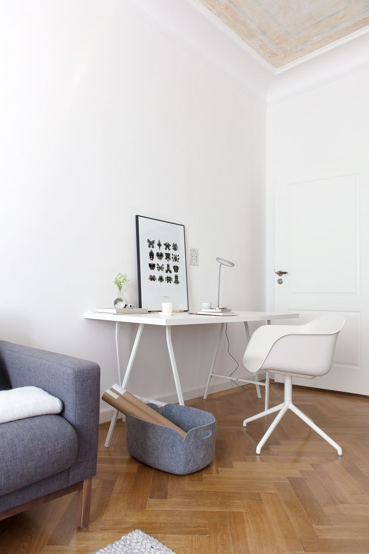 Muuto Fiber chair giveaway - via cocolapinedesign.com