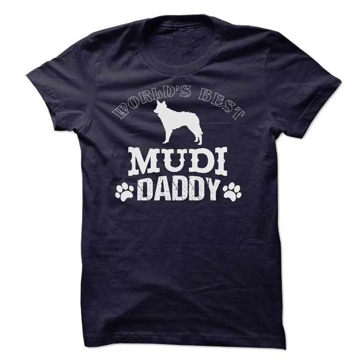 WORLDS BEST MUDI DADDY SHIRT