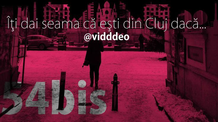 Îţi dai seama că eşti din #Cluj dacă... @vidddeo (54bis)