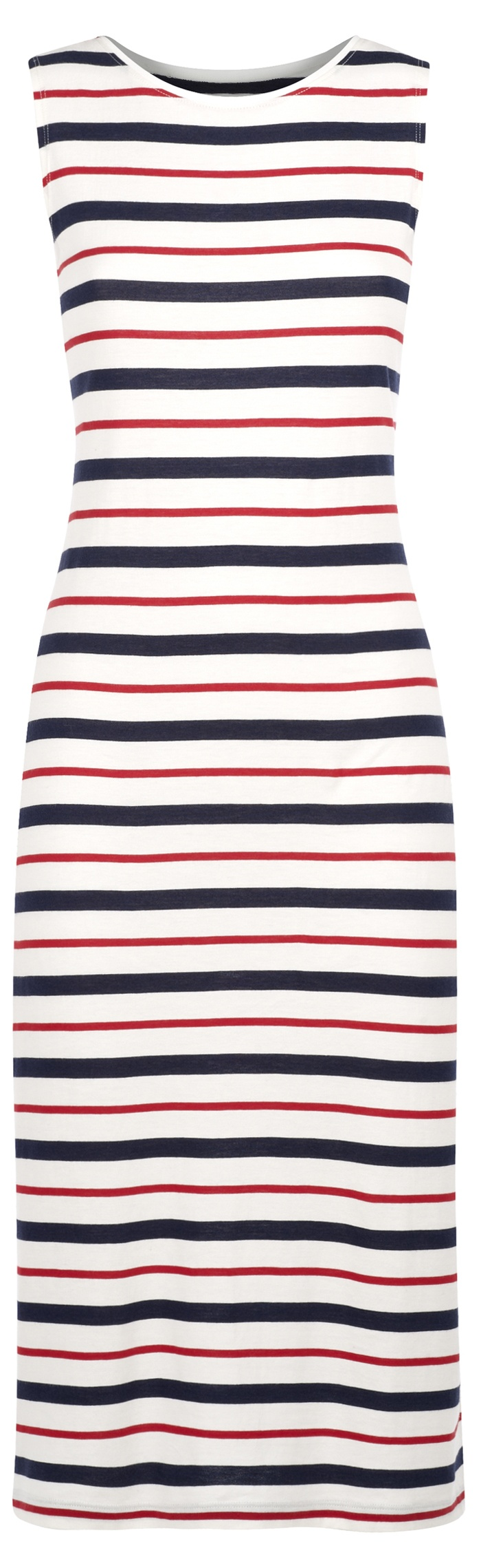 Striped dress for cruise - if you've still got the body for this wear it while you can. stripes are hot for spring and summer - photo primark prshots - more ideas at http://boomerinas.com/2013/02/cruise-clothing-nautical-stripes-sailor-style/