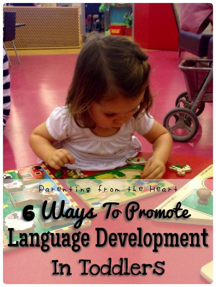 6 Ways To Promote Language Development In Your Toddler   Parenting from the Heart