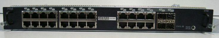 SRX-GP-24GE JUNIPER 24-PORT GIGABIT ETHERNET XPIM