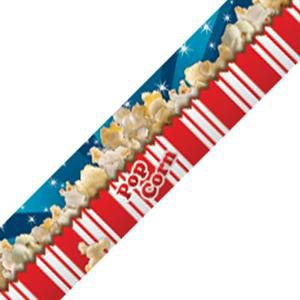 popcorn bulletin board border | popcorn border decoratives borders