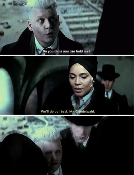 Fantastic Beasts and Where to Find Them - Grindelwald