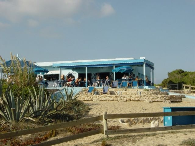 Blue Bar Formentera / home for the hippies