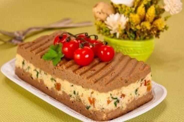 Паштет с куриной печенью и сыром - нежнейший, яркий, вкусный паштет. - Шедевры кулинарии - Google+