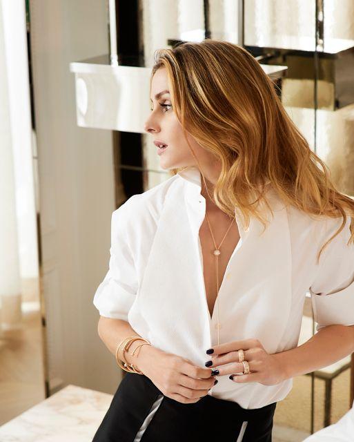 The Olivia Palermo Lookbook : Olivia Palermo X Piaget Possession