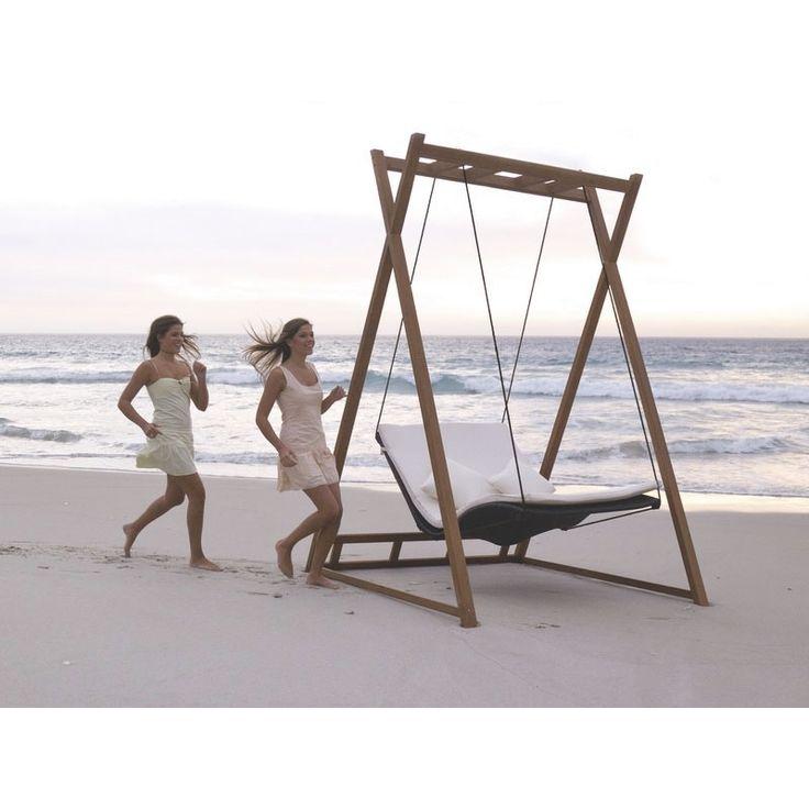 Attractive MBM Heaven Swing Geflecht Hollywoodschaukel Mit Aluminium Gestell Design Ideas