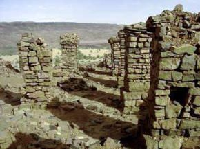 Soninke:Old Ghana Empire. Ancient Settlements of Tichitt Walata and Tagant Cliffs