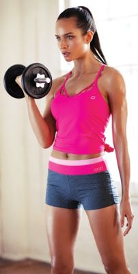 Fitness Model's Workout and Diet Plan | Skinny Sweets and Treats