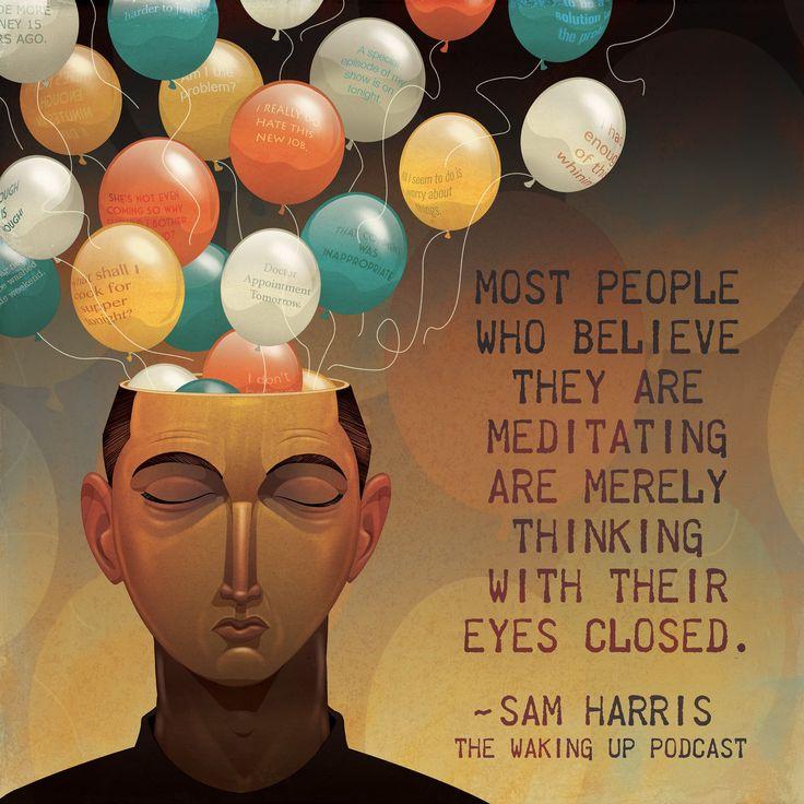 sam harris best guided meditation