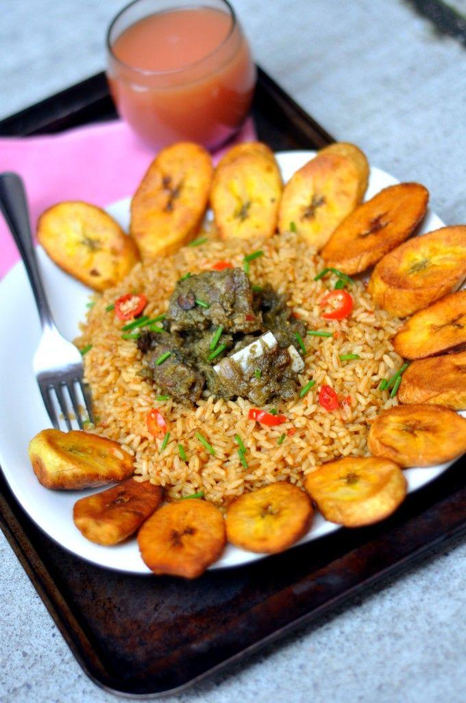 Nigerian jollof rice recipe, jellof rice, how to cook jollof rice,