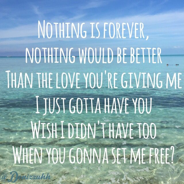 Nothing Would Be Better - Nick Jonas