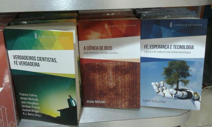 Livros de Ciência e Criacionismo.
