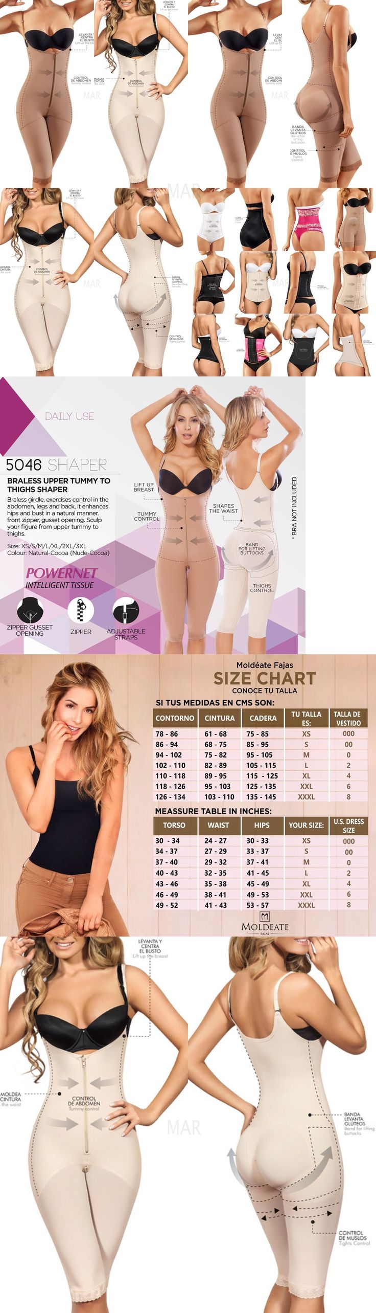 Women Shapewear: Body Shaper Moldeate Mid Tight, Butt Lifter, Post-Surgery, Post-Partum Girdle -> BUY IT NOW ONLY: $77 on eBay!